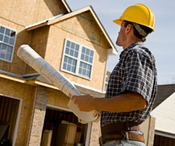 Property development projects for New home construction inspection